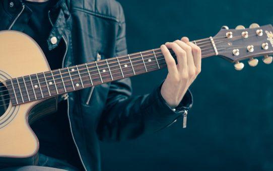Wat een verrassing om een gitaar cursus te krijgen